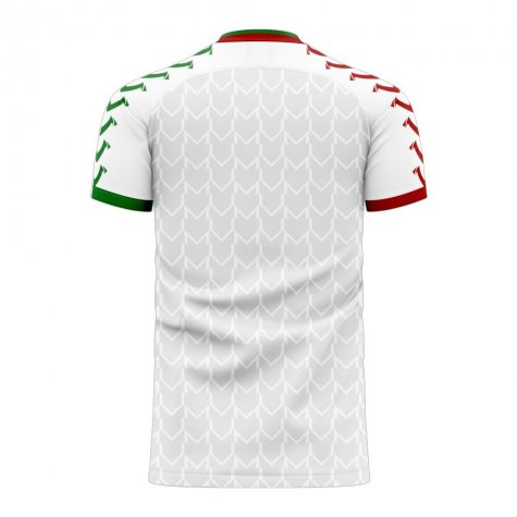Suriname 2020-2021 Home Concept Football Kit (Viper) - Baby