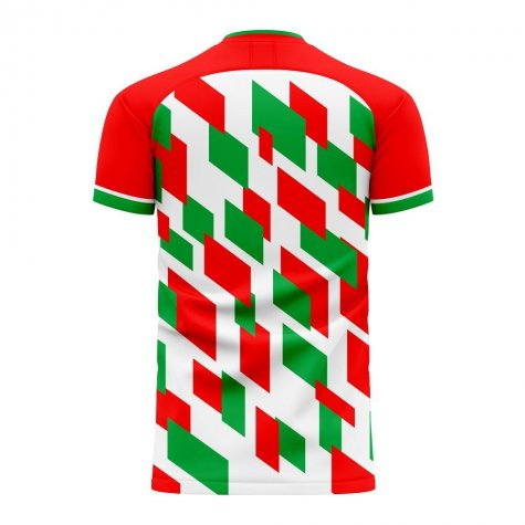 Suriname 2020-2021 Home Concept Football Kit (Libero) - Kids