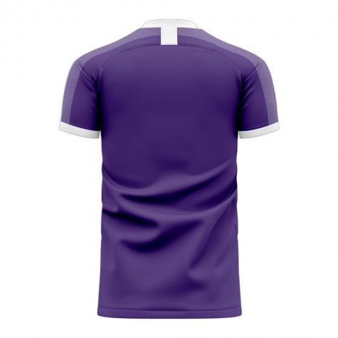 Toulouse 2020-2021 Home Concept Football Kit (Libero)