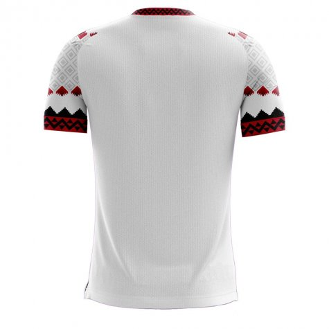 Tunisia 2020-2021 Home Concept Football Kit (Airo) - Little Boys
