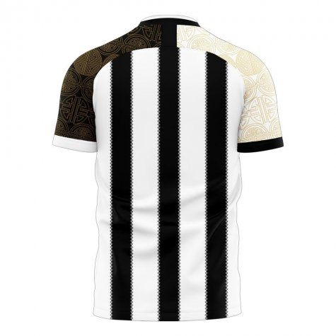 Udinese 2020-2021 Home Concept Football Kit (Libero) - Kids