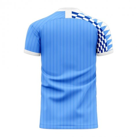 Uruguay 2020-2021 Home Concept Football Kit (Libero) - Womens