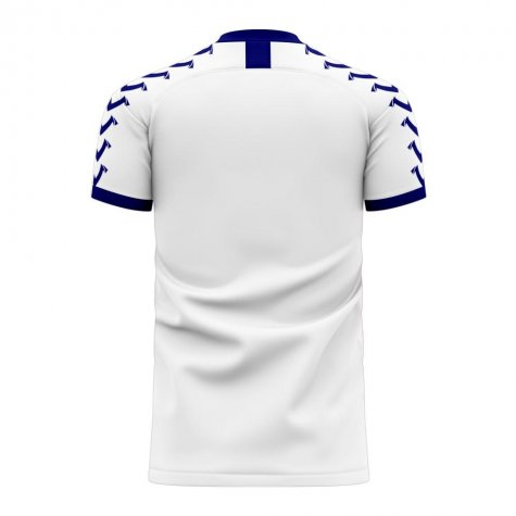 Velez Sarsfield 2020-2021 Home Concept Football Kit (Viper) - Baby