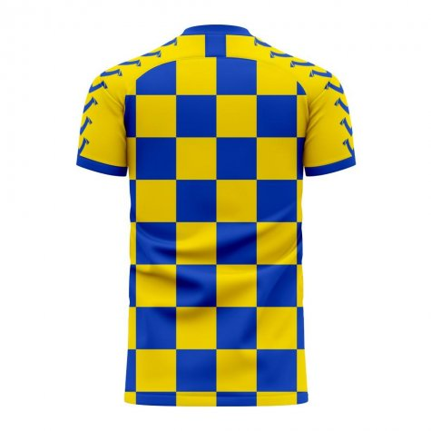 FK Ventspils 2020-2021 Home Concept Football Kit (Viper) - Womens
