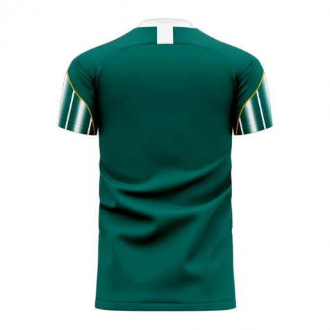 Deportivo Wanka 2020-2021 Home Concept Football Kit (Airo)