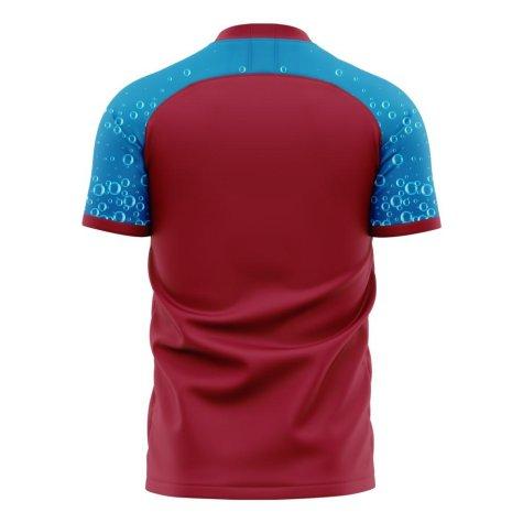 East London 2020-2021 Home Concept Football Kit (Libero) - Womens