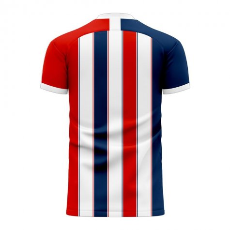 Willem II 2020-2021 Home Concept Football Kit (Viper) - Little Boys