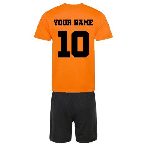 Personalised Wolverhampton Training Kit