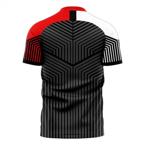 Yemen 2020-2021 Home Concept Football Kit (Libero)