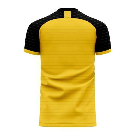 Young Boys 2020-2021 Home Concept Football Kit (Airo) - Kids