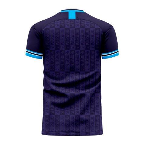 Zenit 2020-2021 Third Concept Football Kit (Libero) - Womens
