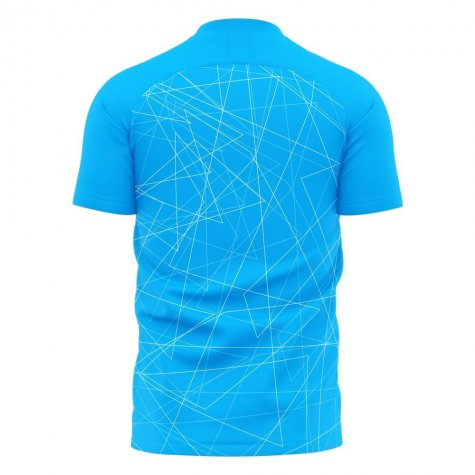 Zenit 2020-2021 Home Concept Football Kit (Libero) - Baby