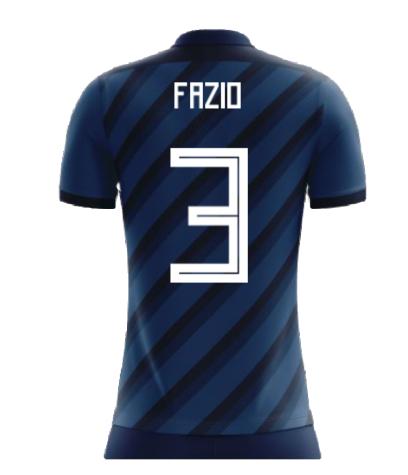 2020-2021 Argentina Concept Shirt (Fazio 3) - Kids