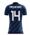 2020-2021 Argentina Concept Shirt (Mascherano 14)
