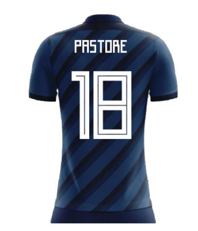 2020-2021 Argentina Concept Shirt (Pastore 18)