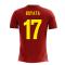 2020-2021 Belgium Airo Concept Home Shirt (Boyata 17)