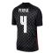 2020-2021 Croatia Away Nike Football Shirt (PERISIC 4)