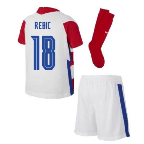 2020-2021 Croatia Home Mini Kit (REBIC 18)