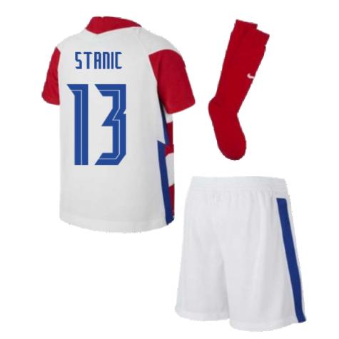 2020-2021 Croatia Home Mini Kit (STANIC 13)