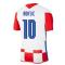 2020-2021 Croatia Home Nike Football Shirt (BOKSIC 10)