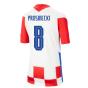 2020-2021 Croatia Home Nike Football Shirt (Kids) (PROSINECKI 8)