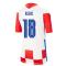 2020-2021 Croatia Home Nike Football Shirt (Kids) (REBIC 18)