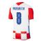 2020-2021 Croatia Home Nike Football Shirt (PROSINECKI 8)
