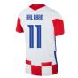 2020-2021 Croatia Home Nike Vapor Shirt (BALABAN 11)