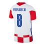 2020-2021 Croatia Home Nike Vapor Shirt (PROSINECKI 8)