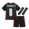 2020-2021 Croatia Little Boys Away Mini Kit (PROSINECKI 8)