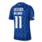 2020-2021 Croatia Pre-Match Training Shirt (Blue) - Kids (BALABAN 11)