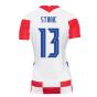 2020-2021 Croatia Womens Home Shirt (STANIC 13)