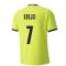 2020-2021 Czech Republic Away Puma Football Shirt (KREJCI 7)