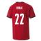 2020-2021 Czech Republic Home Shirt (Kids) (NOVAK 22)