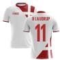 2020-2021 Denmark Away Concept Football Shirt (B Laudrup 11) - Kids