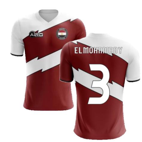 2020-2021 Egypt Home Concept Shirt (ElMohamady 3)
