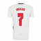 2020-2021 England Home Nike Football Shirt (Grealish 7)