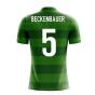 2020-2021 Germany Airo Concept Away Shirt (Beckenbauer 5) - Kids