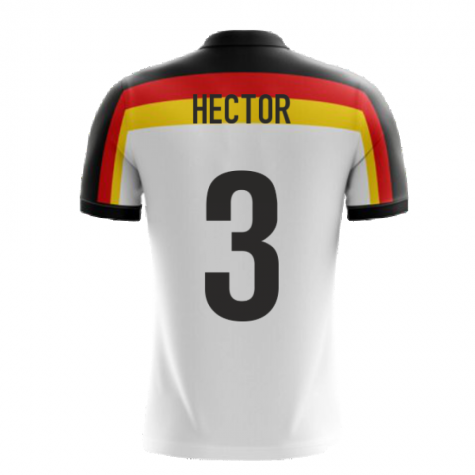 2020-2021 Germany Home Concept Football Shirt (Hector 3)