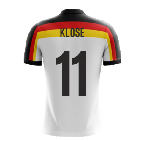2020-2021 Germany Home Concept Football Shirt (Klose 11)
