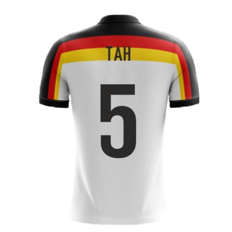 2020-2021 Germany Home Concept Football Shirt (Tah 5) - Kids