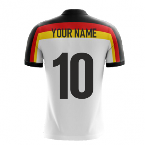2020-2021 Germany Home Concept Football Shirt (Your Name) -Kids