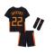 2020-2021 Holland Away Nike Baby Kit (DUMFRIES 22)