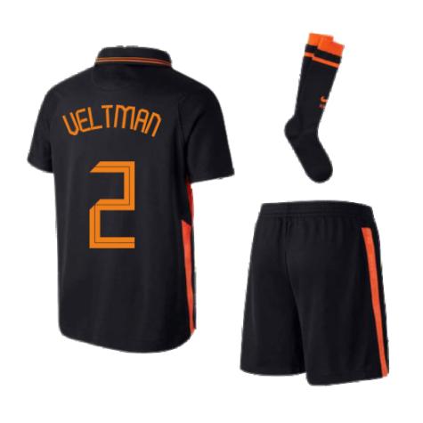 2020-2021 Holland Away Nike Mini Kit (VELTMAN 2)