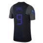 2020-2021 Holland Nike Training Shirt (Black) - Kids (BABEL 9)
