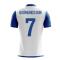 2020-2021 Iceland Airo Concept Away Shirt (Gudmundsson 7)