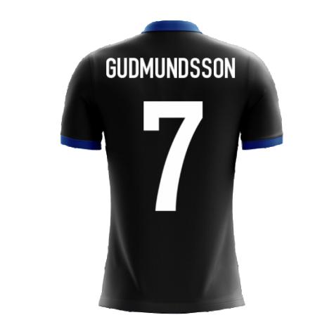 2020-2021 Iceland Airo Concept Third Shirt (Gudmundsson 7)