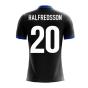 2020-2021 Iceland Airo Concept Third Shirt (Halfredsson 20) - Kids