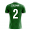 2020-2021 Ireland Airo Concept Home Shirt (Coleman 2) - Kids