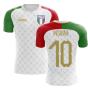 2020-2021 Italy Away Concept Football Shirt (Insigne 10)